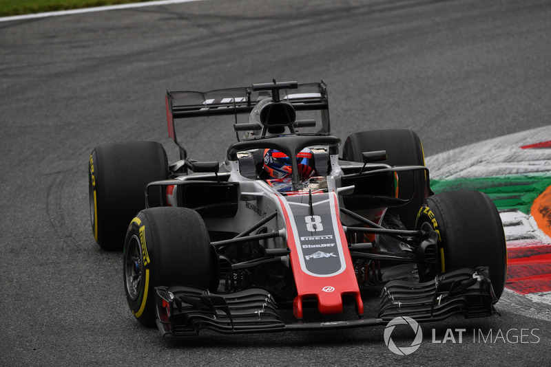 6. Ромен Грожан, Haas F1 Team
