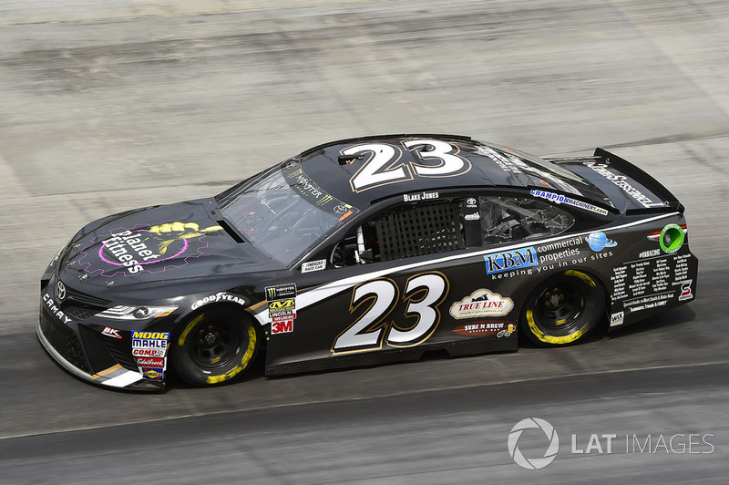 40. Blake Jones, BK Racing, Toyota Camry Tennessee XXX Moonshine