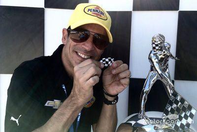 Borg-Warner Trophy unveil