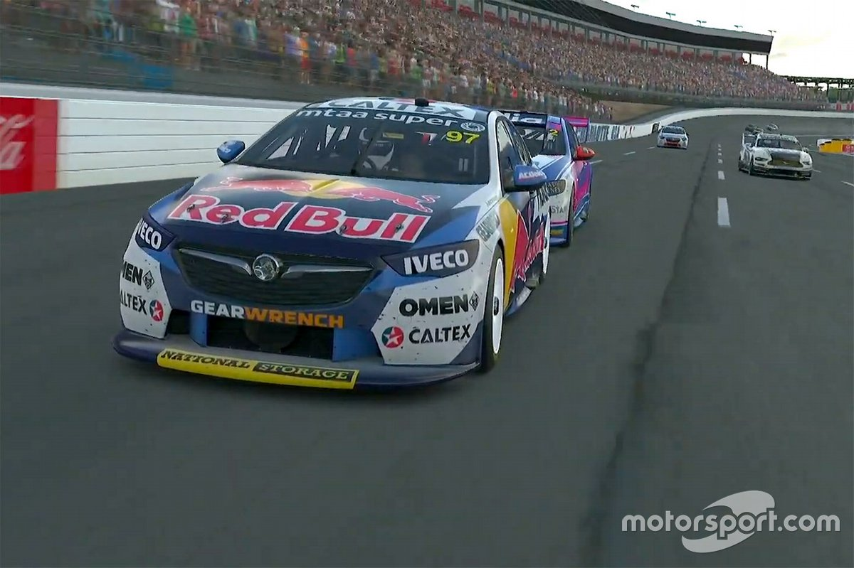 Supercars Eseries: Round 7