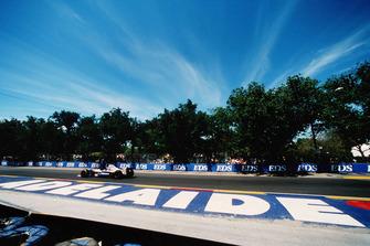 Damon Hill, Williams FW17B Renault