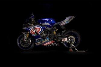 La livrée 2019 de la Yamaha YZF-R1