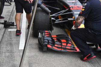 Aileron avant de Max Verstappen, Red Bull Racing RB14