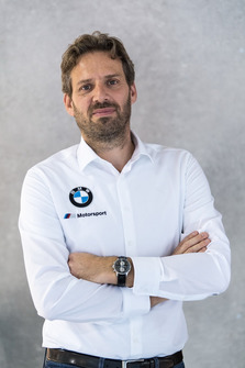 Marc Bongers, directeur de BMW Motorrad Motorsport