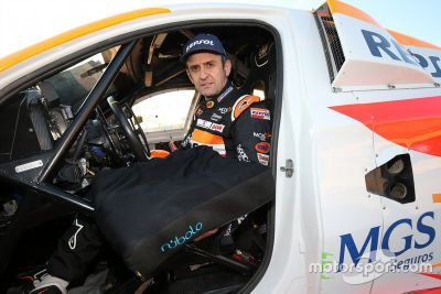 Презентация Repsol Rally Team