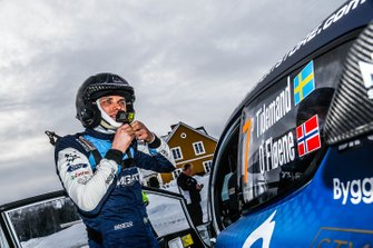 Понтус Тідеманд, M-Sport Ford, Ford Fiesta WRC 2019