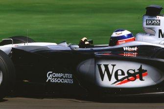 Olivier Panis, McLaren Mercedes team