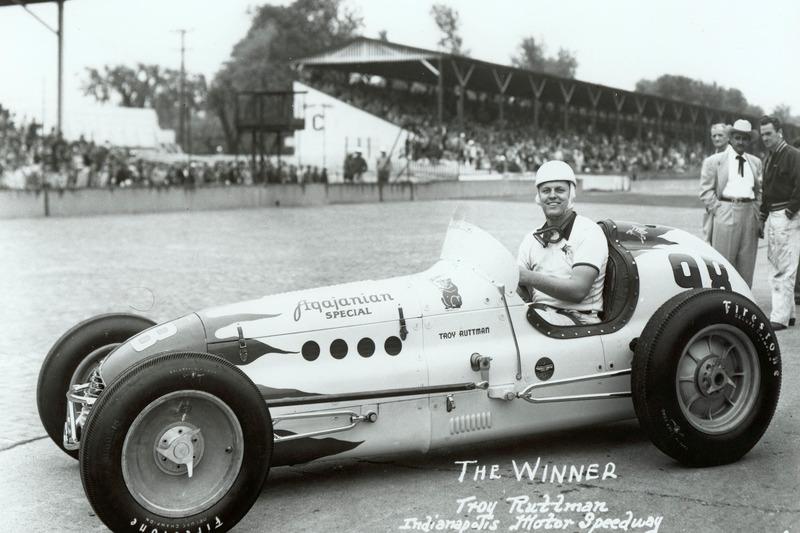 1952: Troy Ruttman