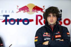 Marco Matassa, Renningenieur,  Scuderia Toro Rosso