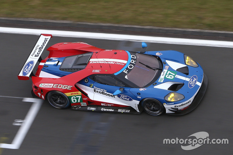 5. LMGTE-Pro: #67 Ford Chip Ganassi Racing Team UK, Ford GT