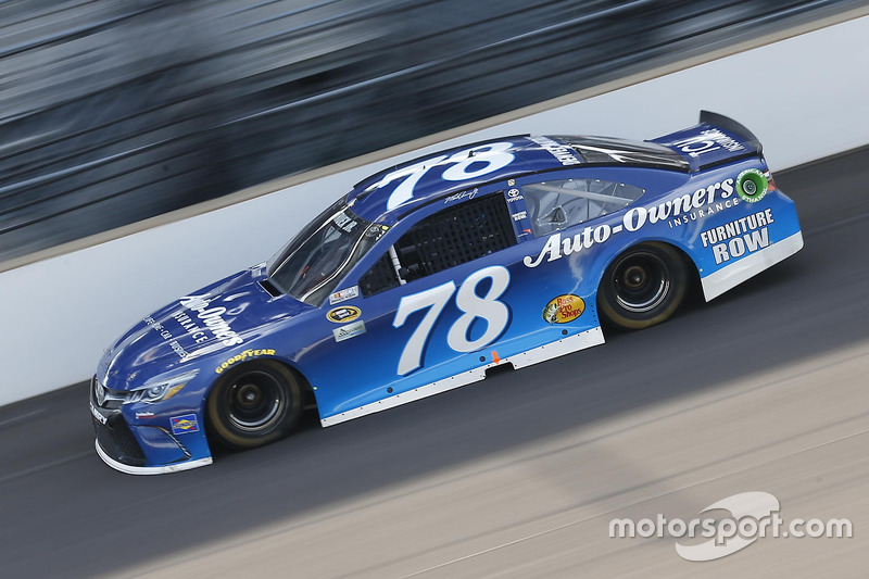 8. Martin Truex Jr., Furniture Row Racing, Toyota