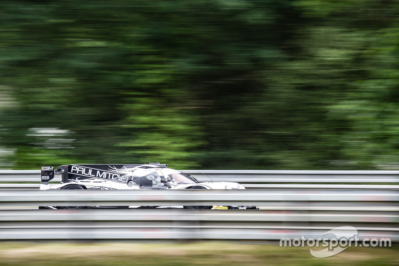 #30 Extreme Speed Motorsports Ligier JS P2 Nissan: Скотт Шарп, Ед Браун, Йоханнес ван Овербек