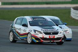 Arduini-Gaiofatto, 2T Course & Reglage, Peugeot 308-TCS 1.6