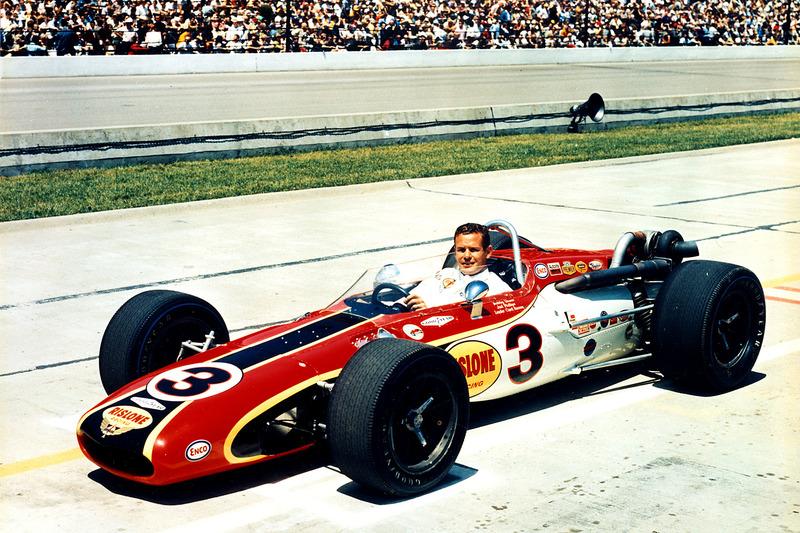 1968: Bobby Unser