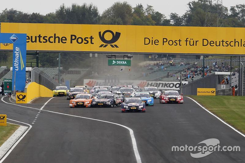 DTM – домінування Audi