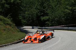 Domenico Cubeda, Osella Pa 2000 Honda, Cubeda Corse