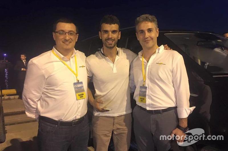 Kenan Sofuoğlu ve Motorsport Türkiye Ekibi