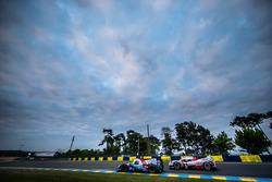 #27 SMP Racing BR01 Nissan: Nicolas Minassian, Maurizio Mediani, Mikhail Aleshin, #6 Toyota Racing Toyota TS050 Hybrid: Stéphane Sarrazin, Mike Conway, Kamui Kobayashi