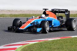 Джордан Кинг, Manor Racing MRT05