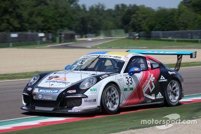 Porsche Carrera Cup Italy: Imola