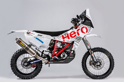 Moto de Joaquim Rodrigues, Hero MotoSports Team Rally