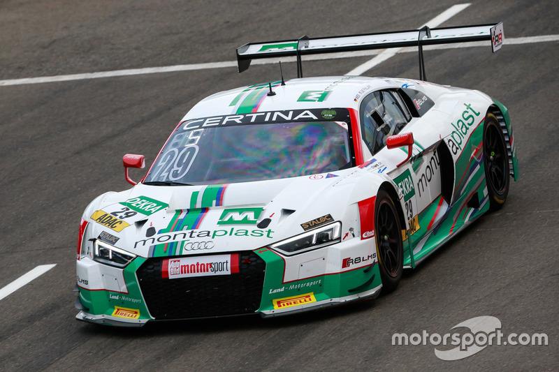 GT-Masters: Land Motorsport, Audi R8 LMS