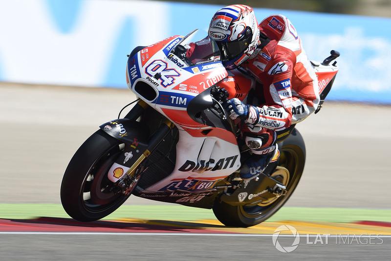 7. Andrea Dovizioso, Ducati Team