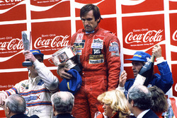 Podium: 1. Carlos Reutemann, Williams; 2. Jacques Laffite, Talbot Ligier Matra; 3. Nigel Mansell, Team Lotus