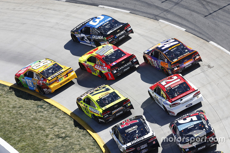 Renn-Action in Martinsville