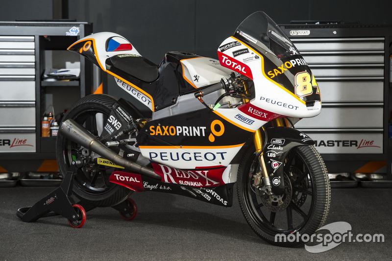 Bile von Jakub Kornfeil, Peugeot MC Saxoprint