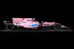 Sahara Force India VJM10 with BWT