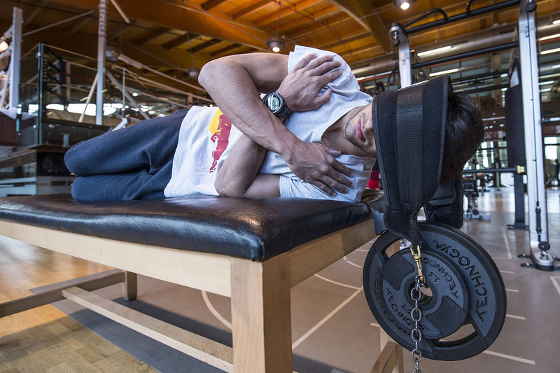 Carlos Sainz Jr., Scuderia Toro Rosso entrenando