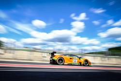 #58 Strakka Racing McLaren 650S GT3: Côme Ledogar, Rob Bell, Ben Barnicoat