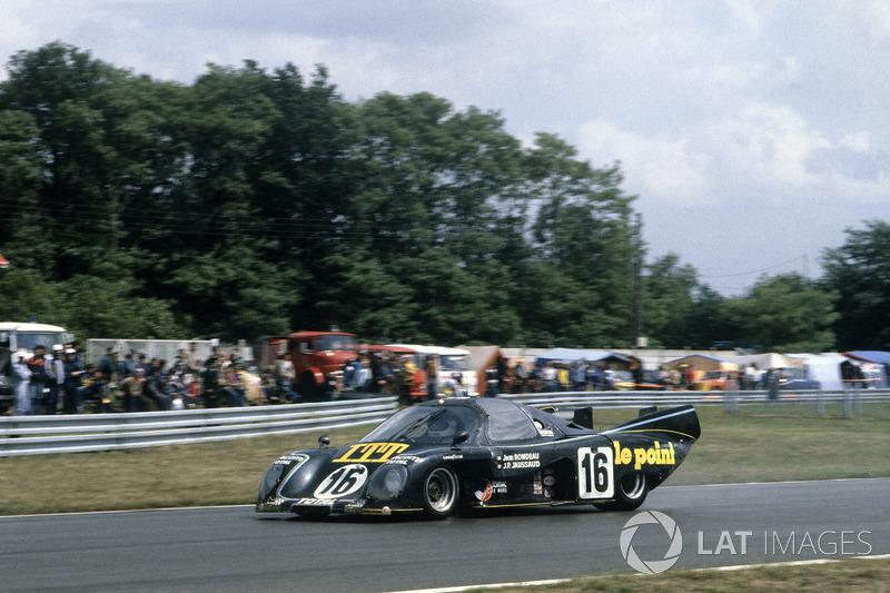 1980: Jean Rondeau, Jean-Pierre Jaussaud, Rondeau-Ford M379B