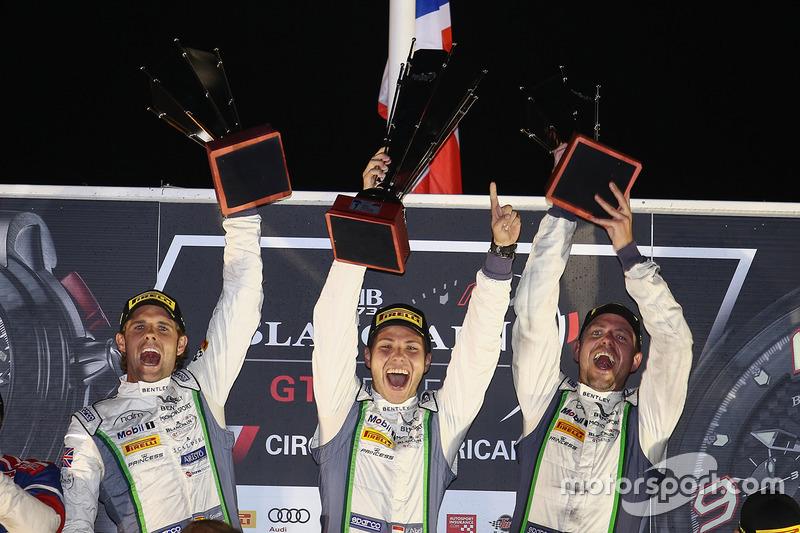 1. Andy Soucek, Maxime Soulet, Vincent Abril, Bentley Team M-Sport