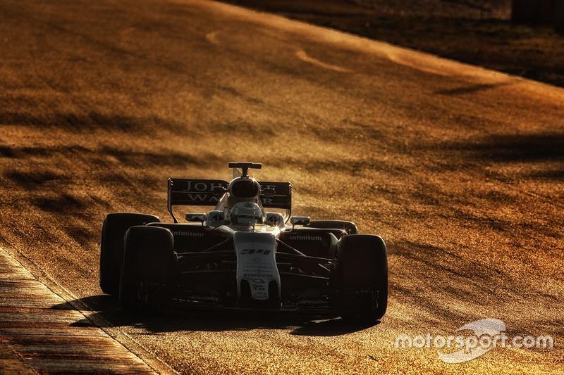 Alfonso Celis Jr., piloto de desarrollo de Sahara Force India F1 VJM10