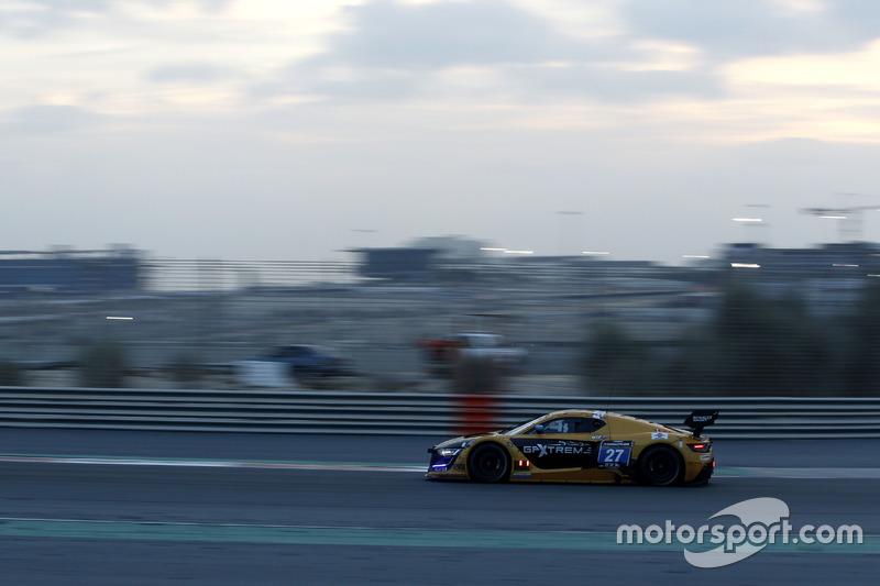 #27 GP Extreme Renault RS01 FGT3: Frederic Fatien, Tiziano Carugati, Josh Webster, Stuart Hall