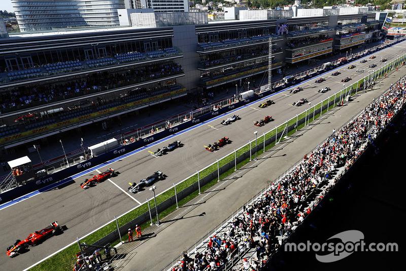 ...и в два раза больше у Ferrari