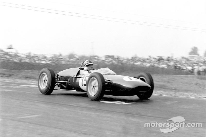 Іннес Айрленд (Lotus) - США, 1961