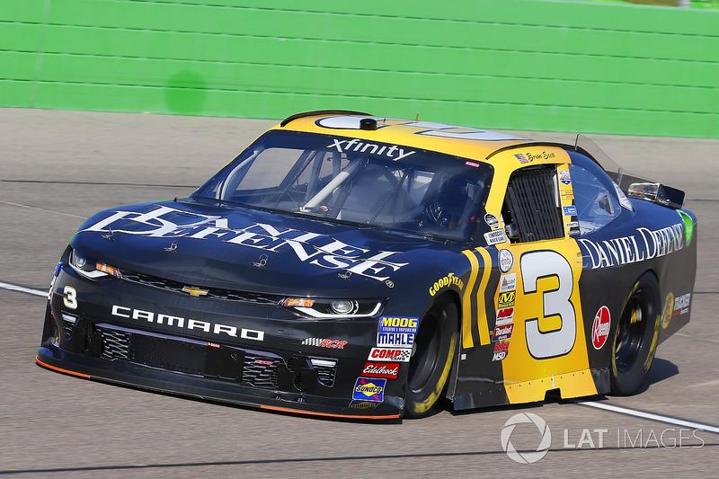 Brian Scott, Daniel Defense Chevrolet Camaro