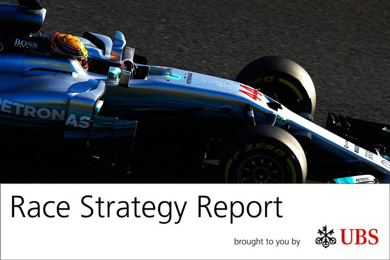 Informe estratégico del GP de Japón