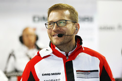 Andreas Seidl, Porsche Team LMP leader