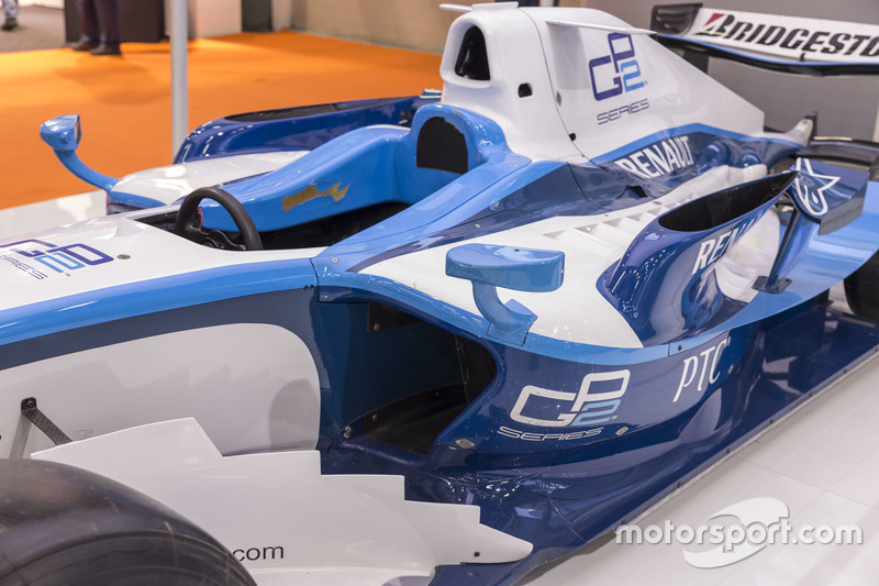 Dallara Renault GP2 Series