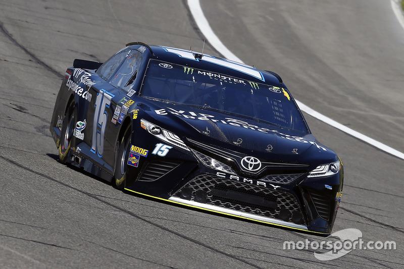Reed Sorenson, Premium Motorsports, Toyota