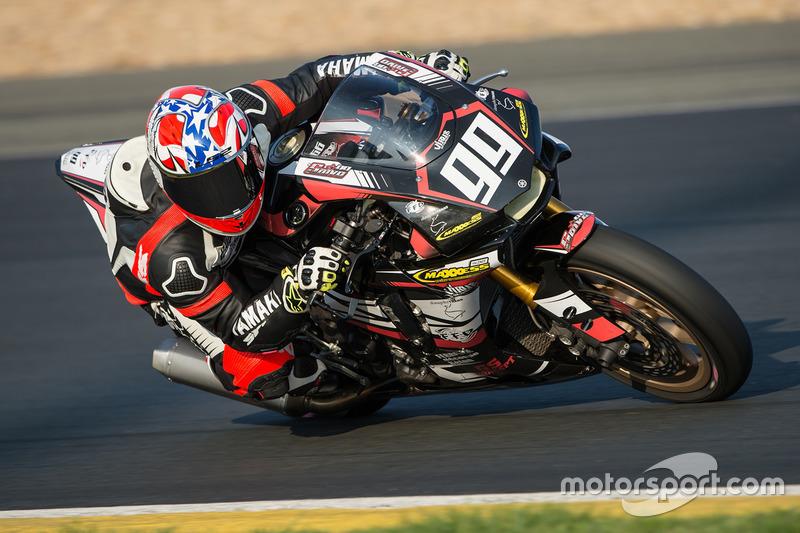 #99 Yamaha: Guillaume Saive