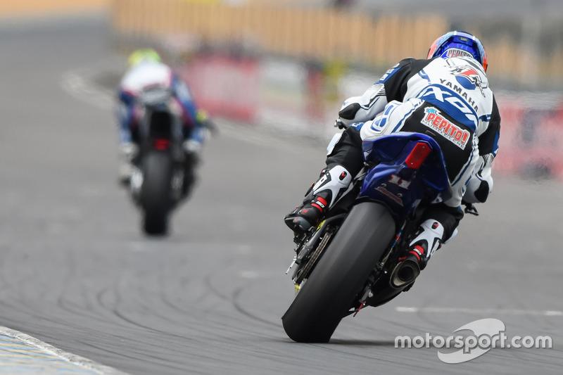 Acción de Superbike francés