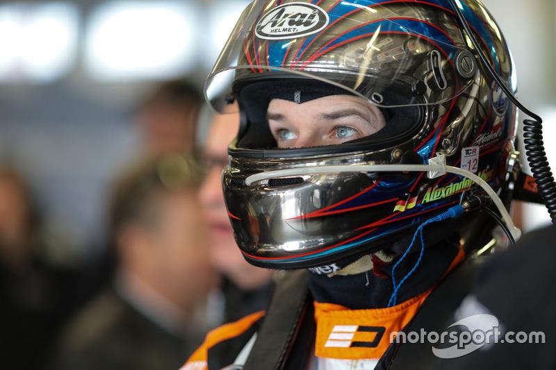 Alexander Mies, Team GetSpeed Performance, Porsche 911 GT3 Cup