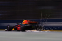 Funkenflug: Daniel Ricciardo, Red Bull Racing RB13