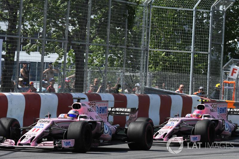 Серхіо Перес, Force India Mercedes