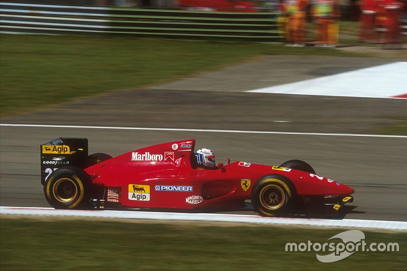 1994: Ferrari 412T1